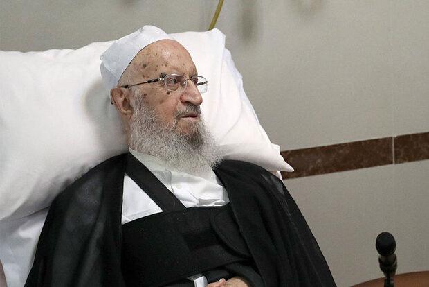 با صدور اطلاعیهای اعلام شد؛ حال عمومی آیت الله مکارم شیرازی رو به بهبودی است
