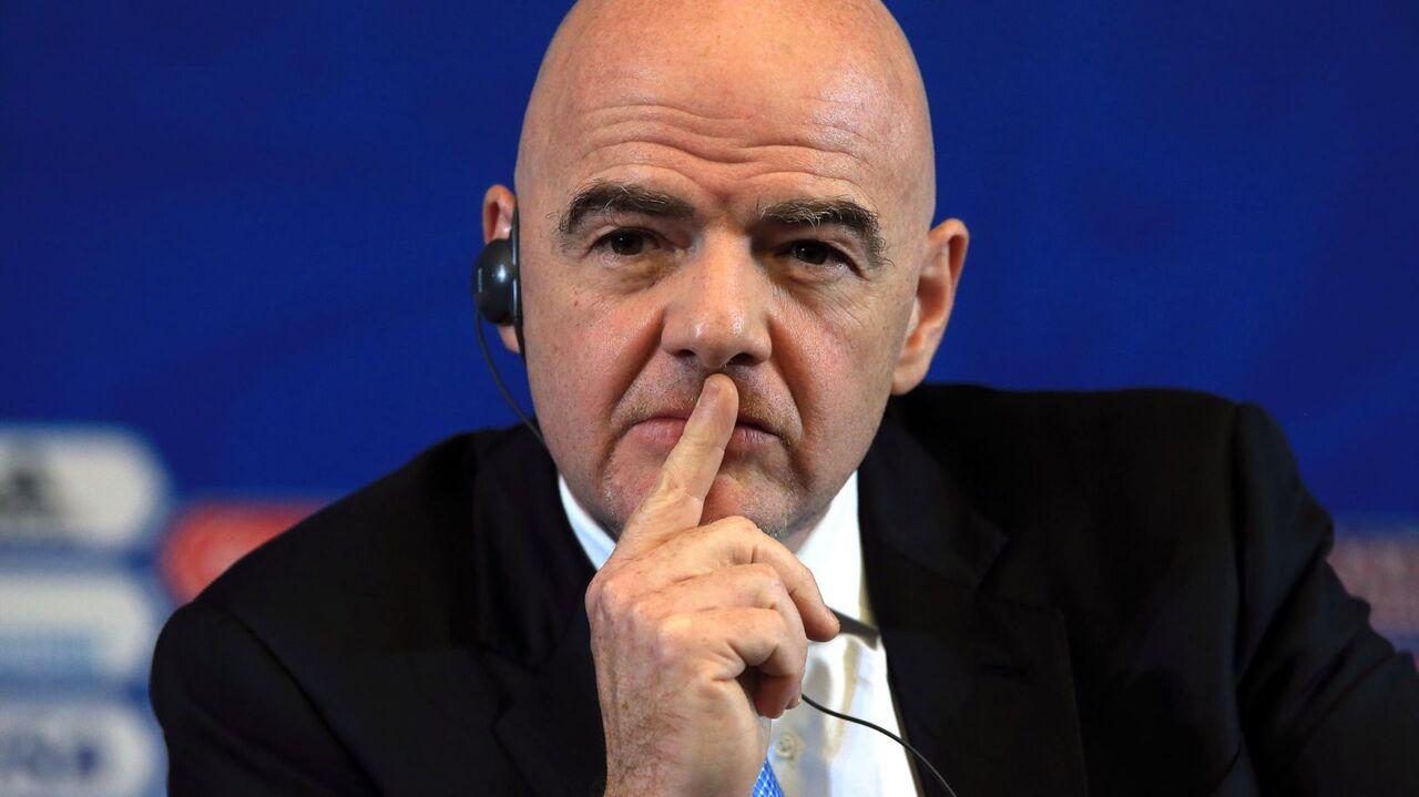 شبکه تلویزیونی فرانس۲۴؛ رئیس فیفا به ایران می آید