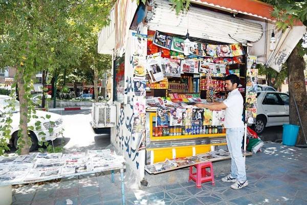 مطبوعات و جراید منبع اصلی درآمد کیوسکها نیستند/ کاهش ۴۰ درصدی خرید تنقلات در یک سال اخیر