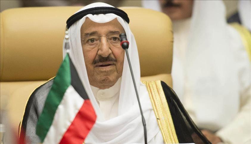 پیام امیر کویت به ایران در پی حادثه زلزله در آذربایجان شرقی