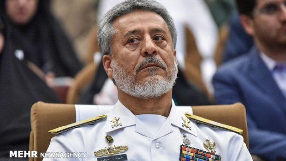 امیر سیاری: ارتش علیرغم تحریم به خودکفایی رسید