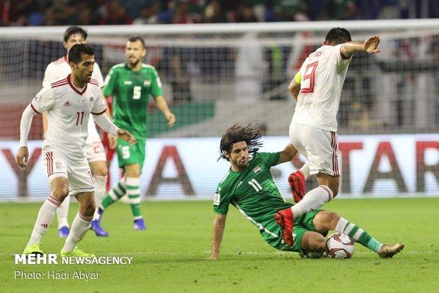 عراق دشوارترین آمون «ویلموتس» است/ بعید است تیم ملی ایران ببازد