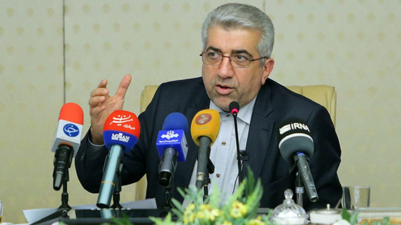 وزیر نیرو: بحران کمآبی در ایران قابل حل است