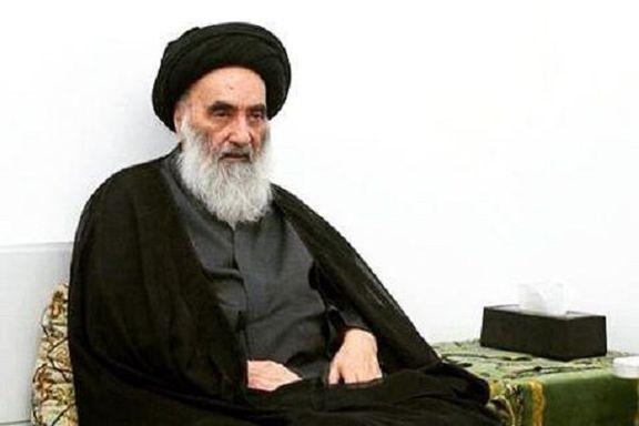 تاکید آیت الله سیستانی بر تسریع روند تصویب قانون جدید انتخابات عراق