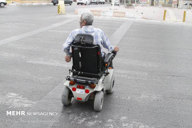 عدم تخصیص حتی یک ریال برای اجرای قانون حمایت از معلولان