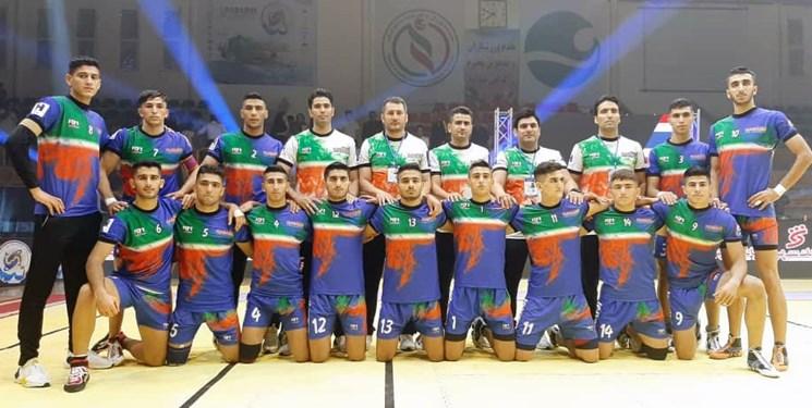 کبدی جوانان جهان| سکوی قهرمانی کبدی جوانان جهان به ایران رسید