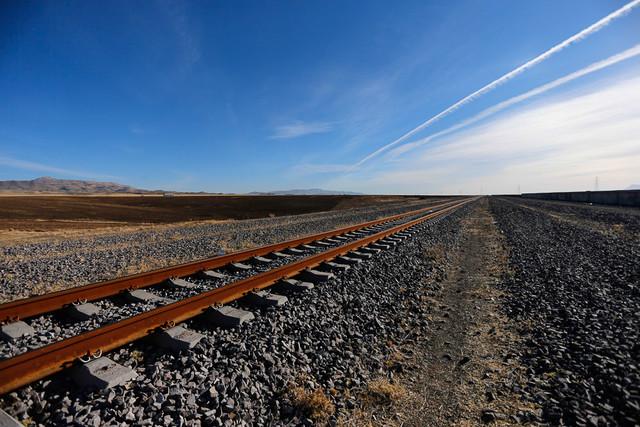 افتتاح یکی از بزرگترین پروژههای ریلی کشور در آذربایجان شرقی افتتاح