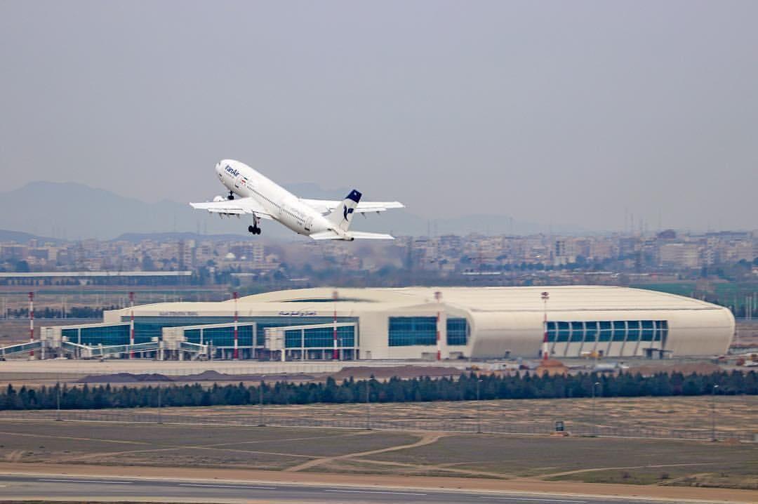 برقراری مجدد پروازهای فرودگاه سهند مراغه