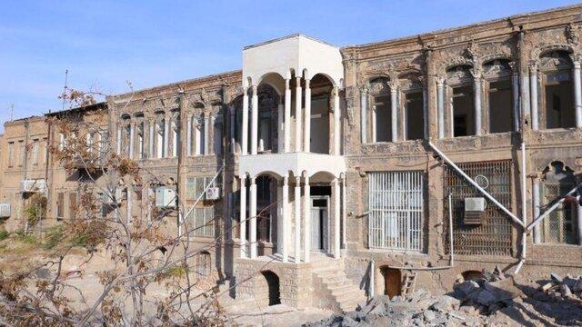 مرمت 5 خانه تاریخی منحصر به فرد در تبریز