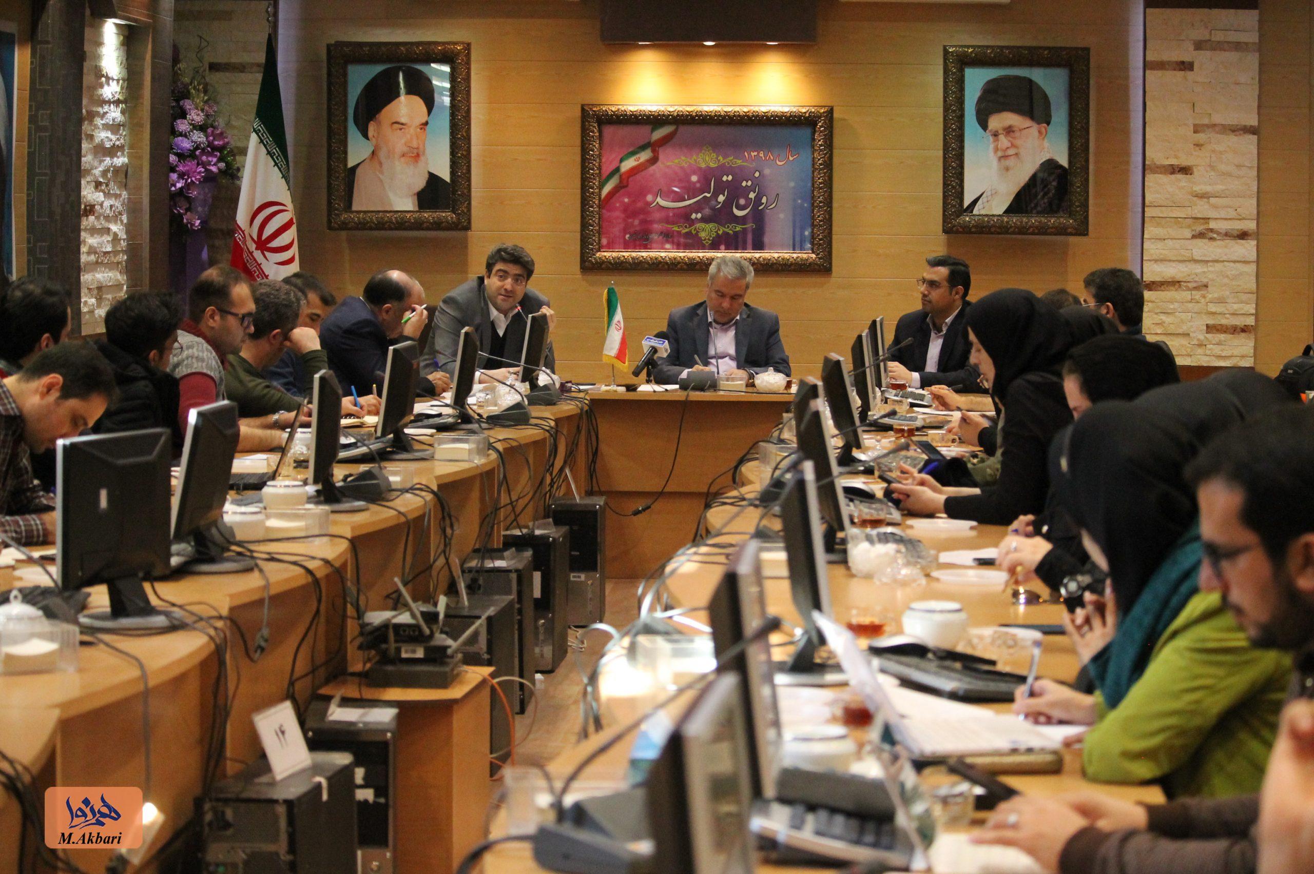 تشریح فعالیت های فرمانداری برای آغاز فرآیند انتخابات مجلس شورای اسلامی