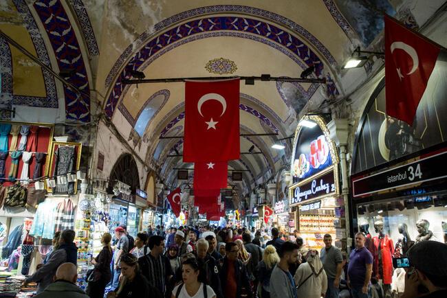 ایرانیها دومین گردشگران خارجی استانبول