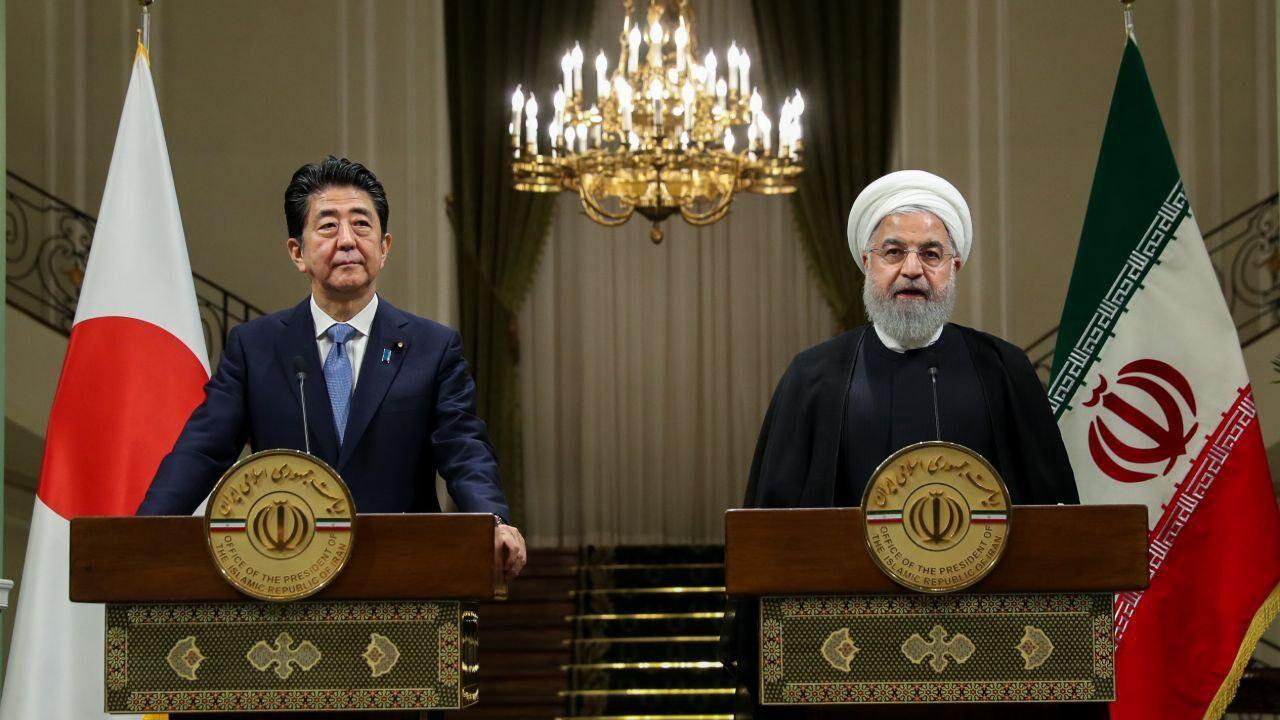 روزنامه ژاپنی: زمان دیدار روحانی و آبه نهایی شد