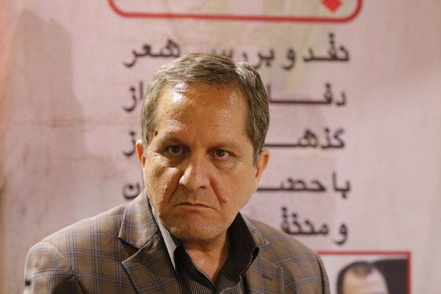 اسماعیل امینی عنوان کرد؛ علاقه تلویزیون به تمسخر شعر و زبان فارسی