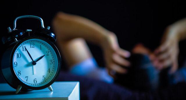 تاثیر نوع رژیم غذایی بر بیخوابی