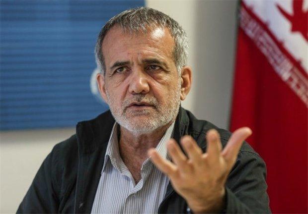مسعود پزشکیان، رکورددار رای مردم تبریز
