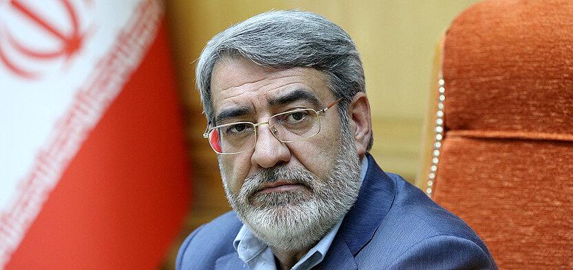 وزیر کشور از دستور رهبر انقلاب برای رفع مشکل اهواز خبر داد