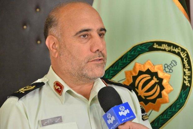 رییس پلیس تهران بزرگ: استفاده از ماسکهای فیلتردار برای ماموران راهور الزامی است