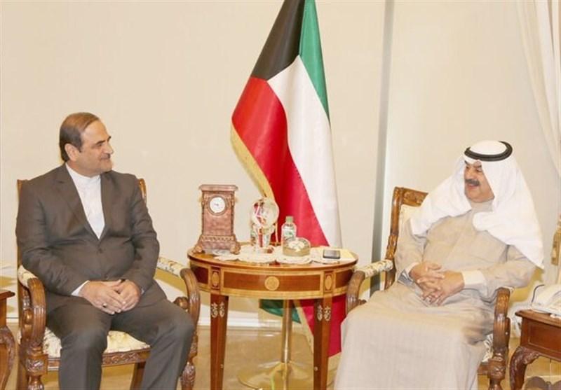 عذرخواهی کویت از ایران؛ دیدار رئیس پارلمان با نماینده گروهک تجزیهطلب شخصی بوده است