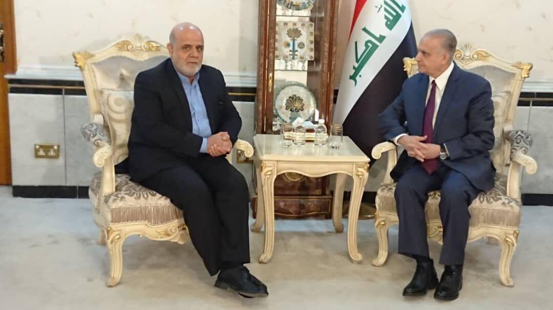 سفیر ایران در بغداد خواستار بازگشایی کنسولگری نجف شد