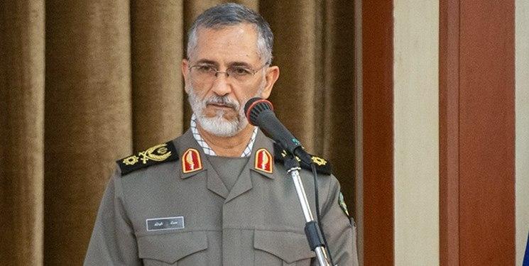 سردار شیرازی: رزمایش مرکب با روسیه و چین نشانگر اقتدار نیروهای مسلح ایران است