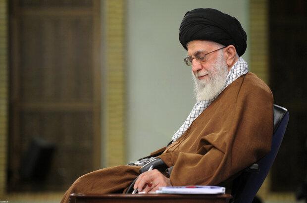 با صدور پیامی؛رهبر انقلاب درگذشت آیت الله سیدحسین شمس را تسلیت گفتند