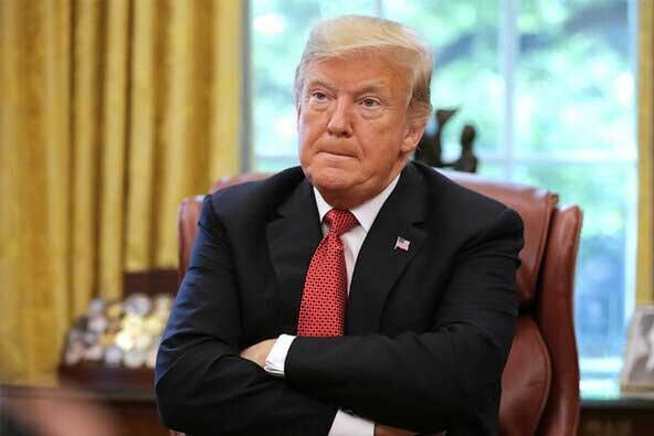 ترامپ: به دنبال جنگ با ایران نیستم
