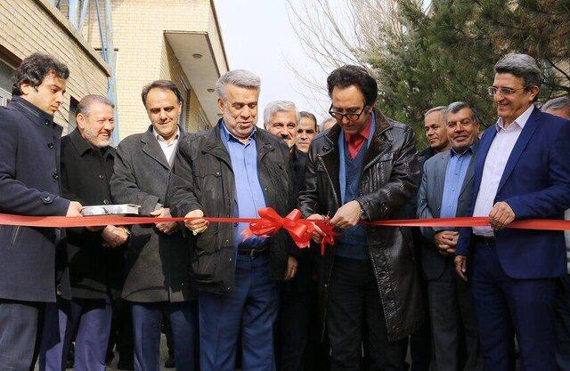 «بازار خودرو» شرق تبریز به بهرهبرداری رسید