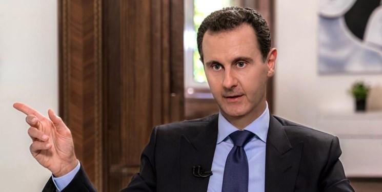 پیام تسلیت بشار اسد به امام خامنهای