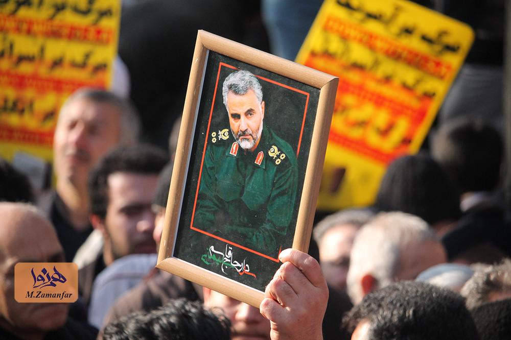استاندار خوزستان تشریح کرد:جزئیات مراسم تشییع پیکر سردار سلیمانی در اهواز
