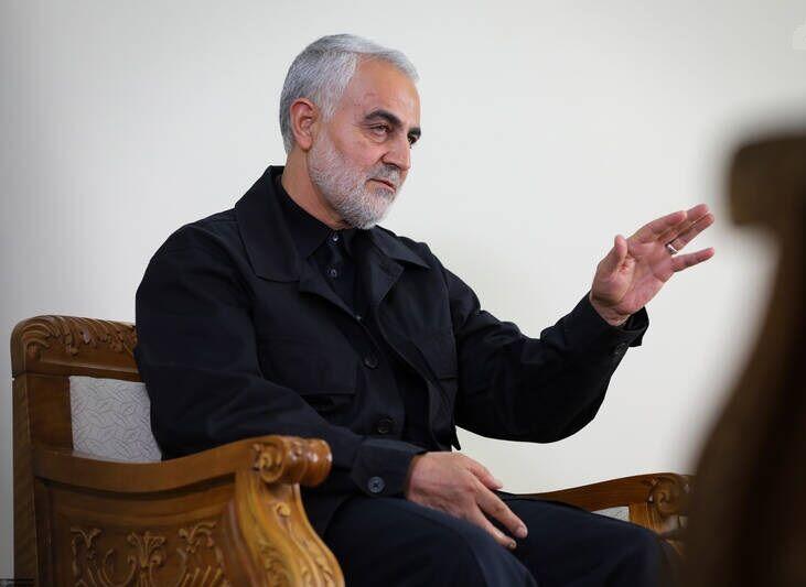 جزئیاتی از آخرین لحظات حضور سردار در بغداد