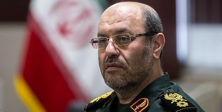سردار دهقان: در صورت تحقق تهدید ترامپ، هیچ مرکز سیاسی، نظامی وکشتی آمریکایی در امان نخواهد بود