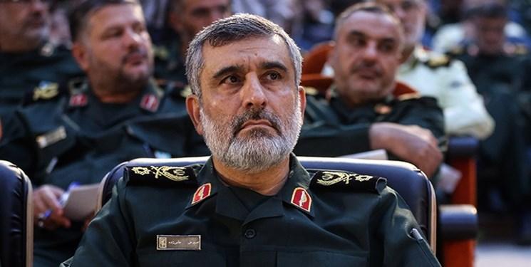 حاجیزاده: ترامپ تابوتهای زیادی برای سربازانش سفارش دهد و بعد ما را تهدید کند