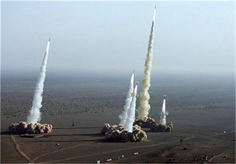 ارتش عراق: ۲۲ موشک توسط ایران شلیک شده است