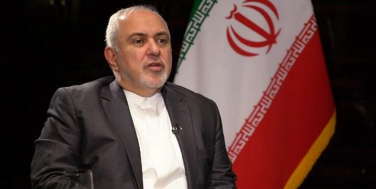 ظریف: حمله ایران با اطلاع دولت عراق بوده است