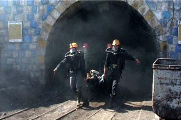 در ریزش معدن زغالسنگ یک معدنچی کشته و ۴ نفر مصدوم شدند