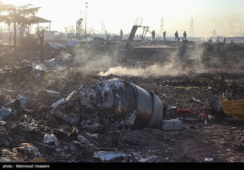 اطلاعیه متخصصان اتحادیه صنایع هوایی و فضایی ایران؛ بوئینگ قاتل مسافران هواپیمای اوکراینی است نه ایران