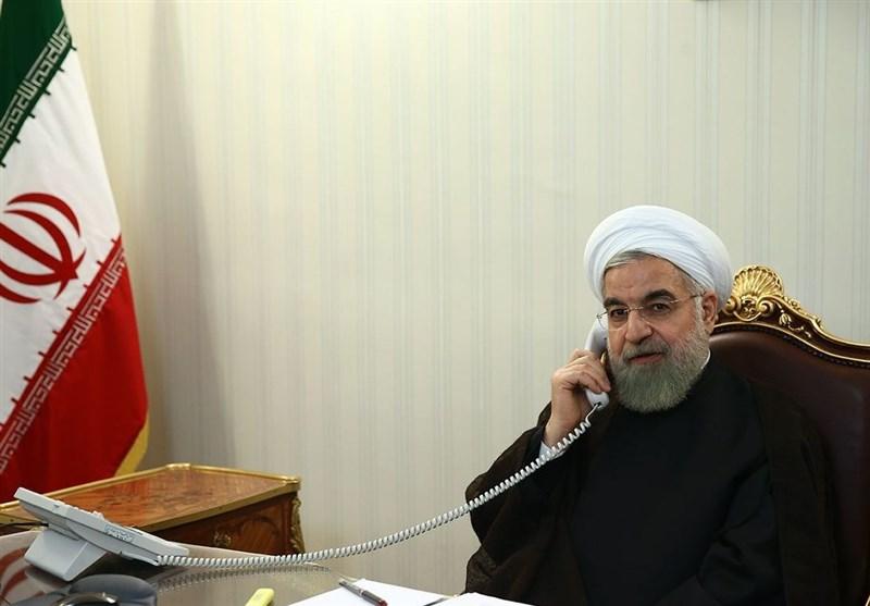 روحانی در تماس تلفنی با نخستوزیر کانادا: همه باید برای بازگرداندن ثبات به منطقه تلاش کنند