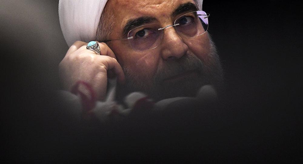روحانی در تماس تلفنی نخست وزیر سوئد:حضور نظامی آمریکا در منطقه فضا را متشنج کرده و عصبانیت ملت ها را بدنبال داشته است