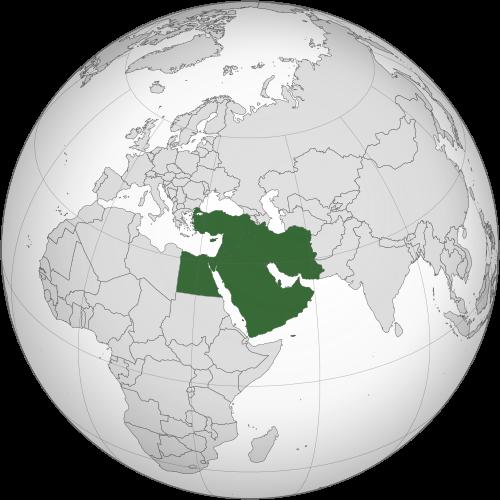 خاورمیانه در سال 2019