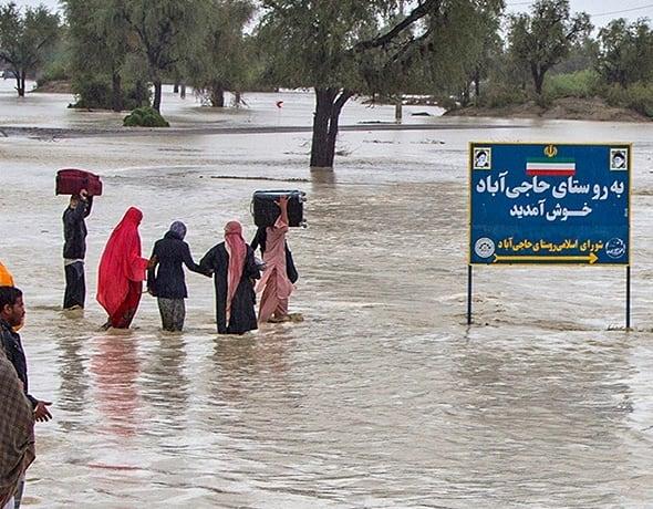 استاندار سیستان و بلوچستان: خسارت اولیه سیل در سیستان و بلوچستان به بیشاز ۲.۸ هزار میلیارد تومان رسید