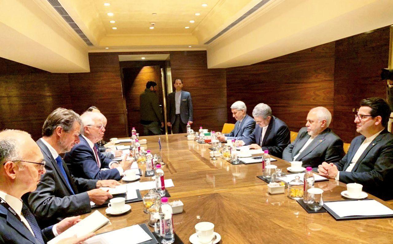 ظریف: اتحادیه اروپا رفتار خود را در قبال ایران و برجام تصحیح کند