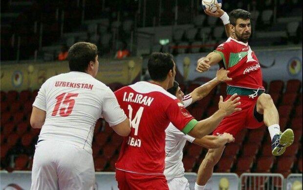مسابقات هندبال قهرمانی آسیا_کویت؛ شکست هندبال ایران مقابل قطر