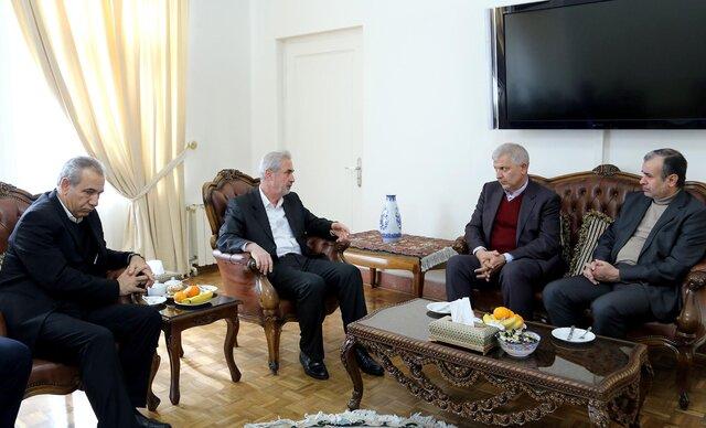 استاندار آذربایجان شرقی: خواهان تعامل و ارتباط با همه کشورها هستیم