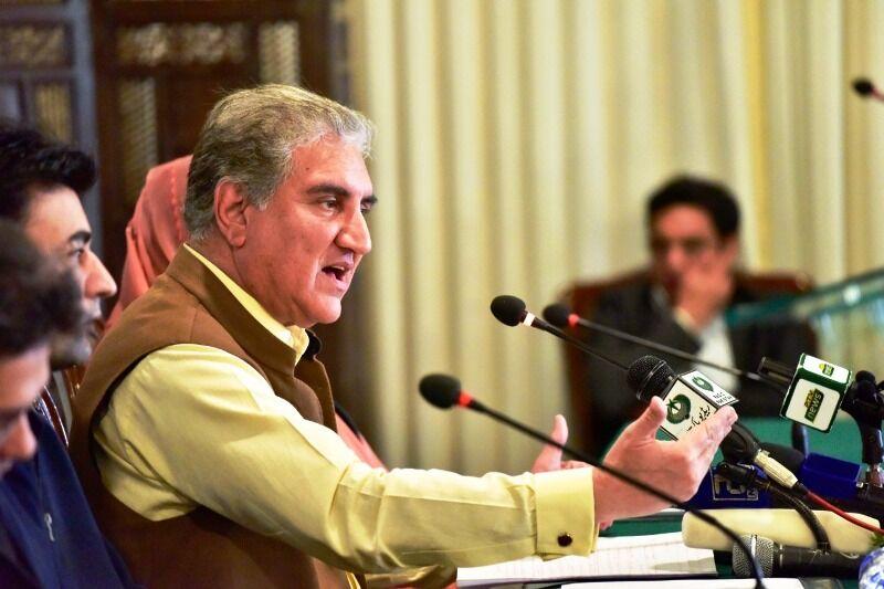 وزیرخارجه پاکستان از اعلام آمادگی تهران و ریاض برای مذاکره استقبال کرد