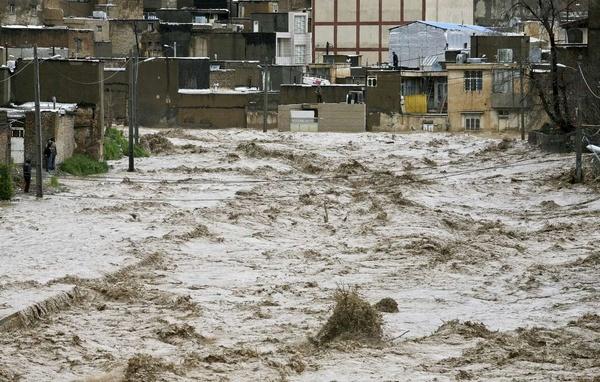 معاون عمرانی وزیر کشور: دولت مصمم به جبران خسارت مناطق سیلزده بلوچستان است