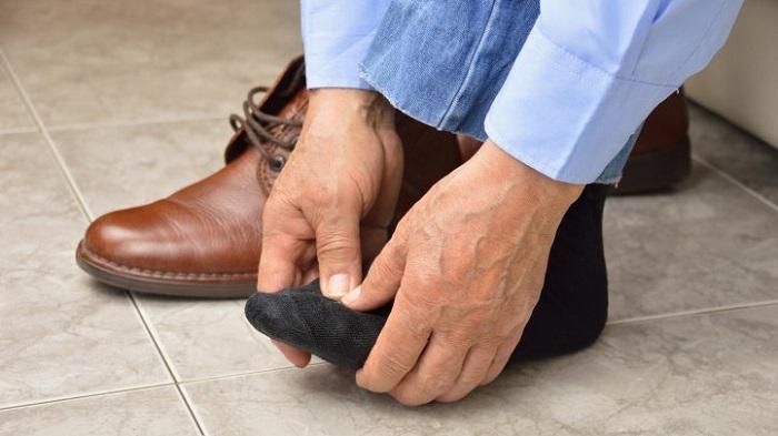 """وقتی """"پای انسان"""" از مشکلات سلامت خبر میدهد"""