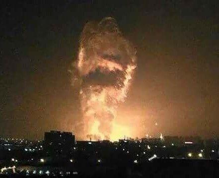 رژیم صهیونیستی غزه را بمباران کرد