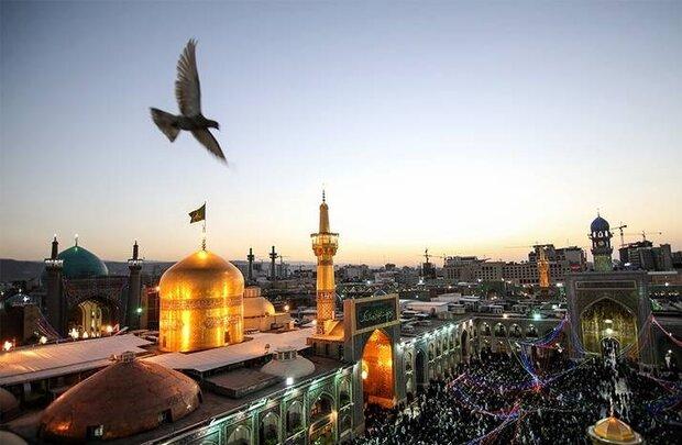 ۲۰ نفر در حرم منور رضوی به دین مبین اسلام مشرف شدند