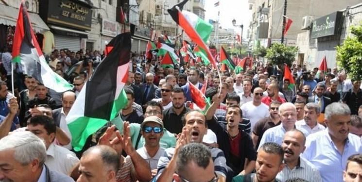 تظاهرات در سراسر جهان علیه طرح ضدفلسطینی «معامله قرن»