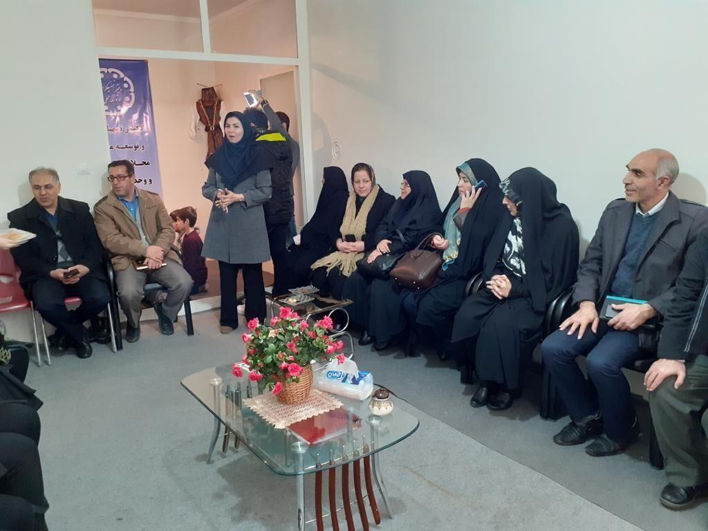 طرح اقدام توسعه اقتصادی با محوریت کار در منزل در تبریز افتتاح شد
